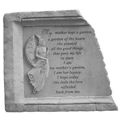 My mother kept… Memorial Gift-Memorial Stone-Kay Berry-Afterlife Essentials