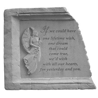 If we could have… Memorial Gift-Memorial Stone-Kay Berry-Afterlife Essentials