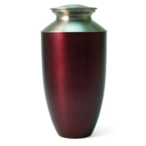 Monterey Ruby Large/Adult Cremation Urn-Cremation Urns-Terrybear-Afterlife Essentials