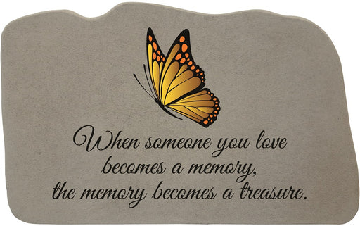 Memorial Gift When someone…w/yellow butterfly-Memorial Gift-Kay Berry-Afterlife Essentials