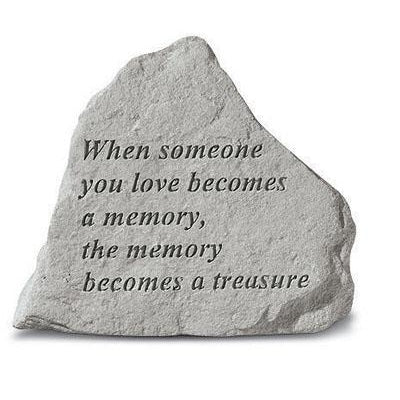 When someone you… Memorial Gift-Memorial Stone-Kay Berry-Afterlife Essentials