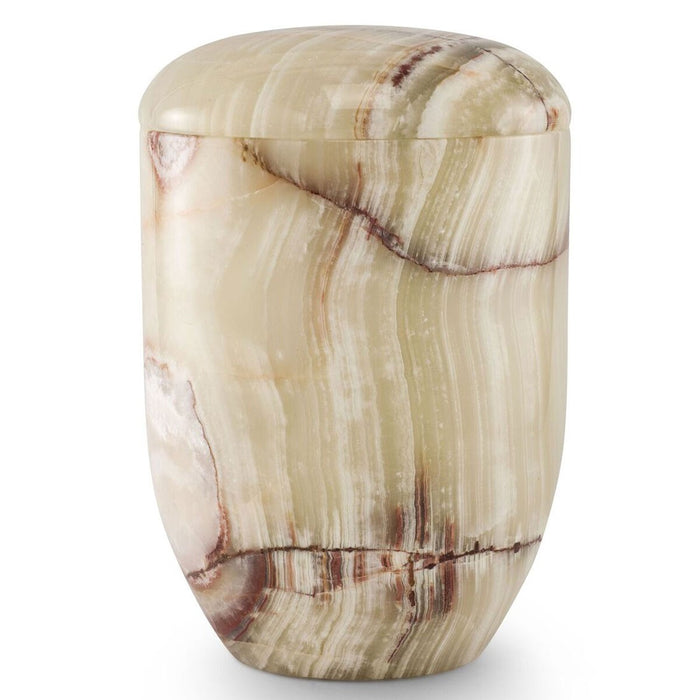 Naturstein 305 cu in Cremation Urn-Cremation Urns-Infinity Urns-Afterlife Essentials