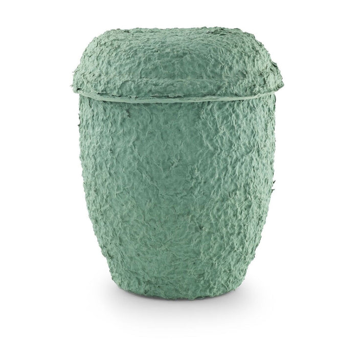 The Henson Series Moss Biodegradable 310 cu in Cremation Urn-Cremation Urns-Infinity Urns-Afterlife Essentials