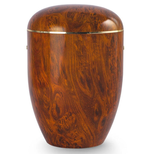 Biodegradable Marmorean Series Thistle 305 cu in Cremation Urn-Cremation Urns-Infinity Urns-Afterlife Essentials