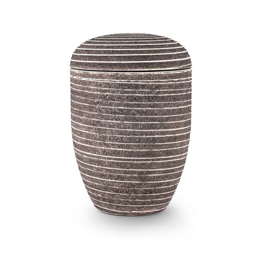 Canyon Wall Series Earth Biodegradable 305 cu in Cremation Urn-Cremation Urns-Infinity Urns-Earth-Afterlife Essentials