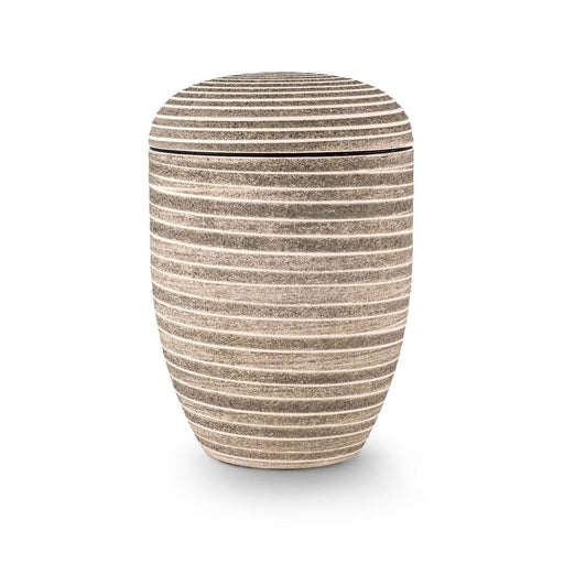 Canyon Wall Series River Rock Biodegradable 305 cu in Cremation Urn-Cremation Urns-Infinity Urns-River Rock-Afterlife Essentials