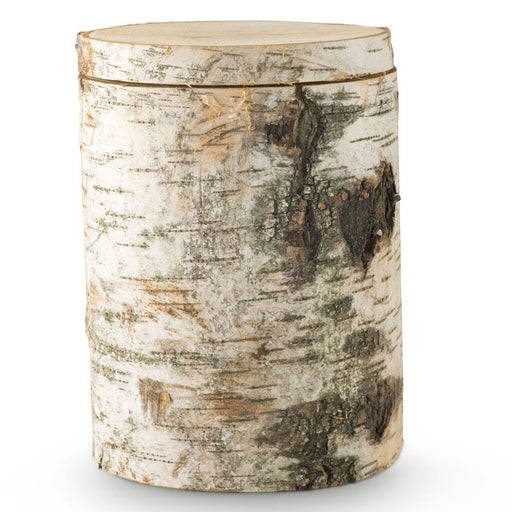 Rustic Birch Cremation Urn-Cremation Urns-Infinity Urns-Afterlife Essentials