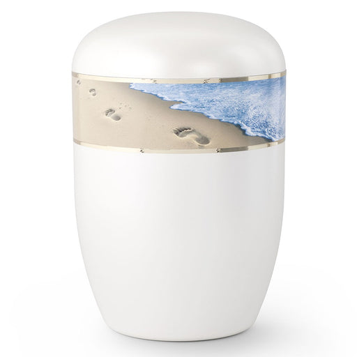 Biodegradable Series Tracks in the Sand 210 cu in Cremation Urn-Cremation Urns-Infinity Urns-Afterlife Essentials