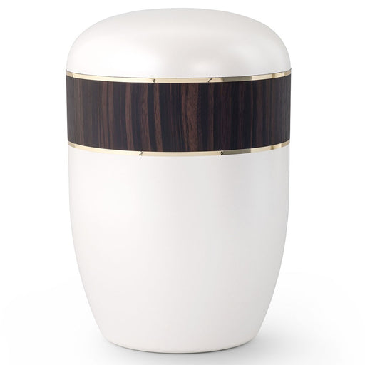 Biodegradable Series Palisander 210 cu in Cremation Urn-Cremation Urns-Infinity Urns-Afterlife Essentials
