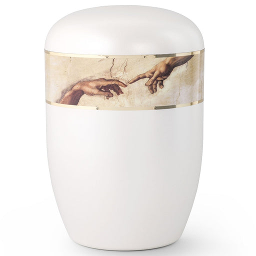 Biodegradable Series Creation 210 cu in Cremation Urn-Cremation Urns-Infinity Urns-Afterlife Essentials