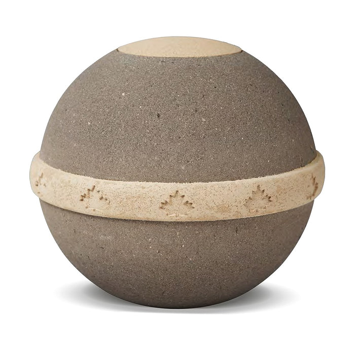 Geos Biodegradable 250 cu in Cremation Urn-Cremation Urns-Infinity Urns-Afterlife Essentials