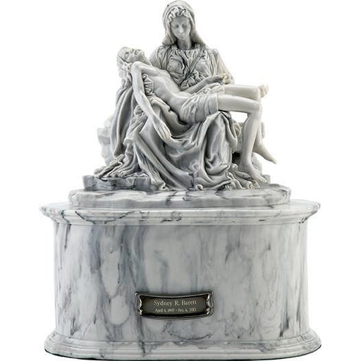 Pieta Cremation Urn - Adult/Large-Cremation Urns-Urns of Distinction-Afterlife Essentials