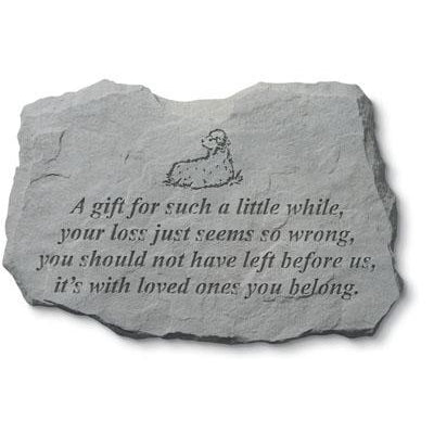 A gift for such a little… Memorial Gift-Memorial Stone-Kay Berry-Afterlife Essentials