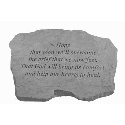 Hope that soon… Memorial Gift-Memorial Stone-Kay Berry-Afterlife Essentials