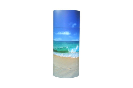 Beach Scattering Large Cremation Urn-Cremation Urns-Life Cycle Urns-Afterlife Essentials