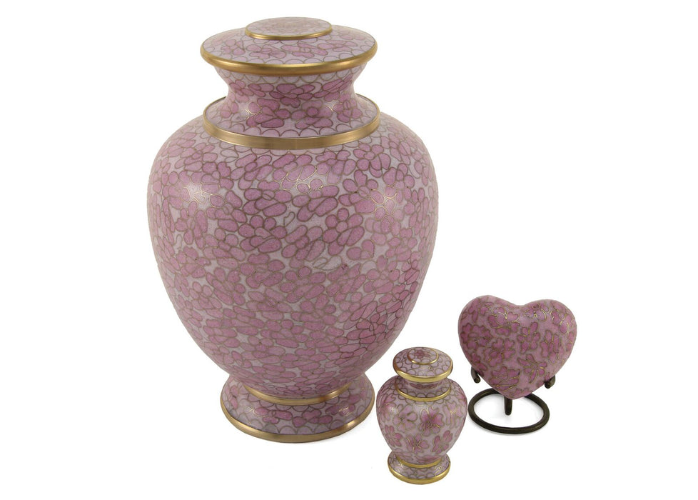 Essence Rose Large/Adult Cremation Urn-Cremation Urns-Terrybear-Afterlife Essentials