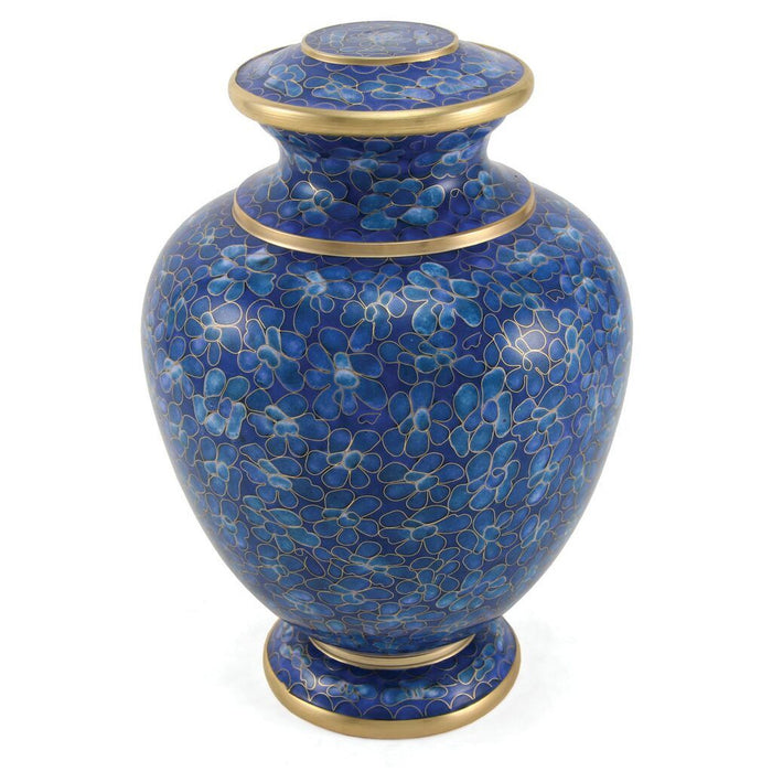 Essence Azure Large/Adult Cremation Urn-Cremation Urns-Terrybear-Afterlife Essentials