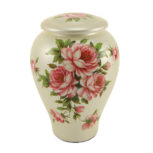 Floral Rose Bouquet Large/Adult Cremation Urn-Cremation Urns-Terrybear-Afterlife Essentials