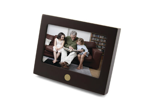 Cherry Keepsake Photo Frame with Personal Keepsake Cremation Urn-Cremation Urns-Terrybear-Afterlife Essentials