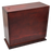 Cherry Finish Slide Top Wood Dog Pet 200 cu in Cremation Urn-Cremation Urns-New Memorials-Afterlife Essentials