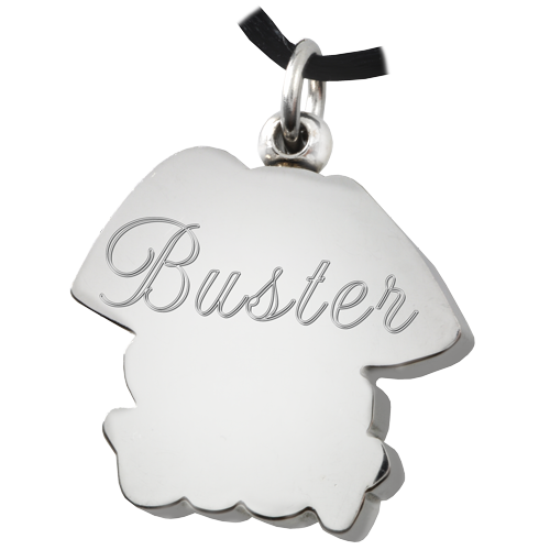 Pet Cremation Jewelry Stainless Steel My Sweet Dog-Jewelry-New Memorials-Afterlife Essentials
