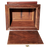 Stately Large Wood 275 cu in Cremation Urn-Cremation Urns-New Memorials-Afterlife Essentials