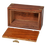 Perfect Simple Wood Box 10 cu in Cremation Urn-Cremation Urns-New Memorials-Afterlife Essentials
