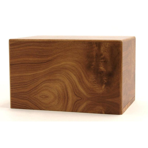 Box Natural Large/Adult Cremation Urn-Cremation Urns-Terrybear-Afterlife Essentials