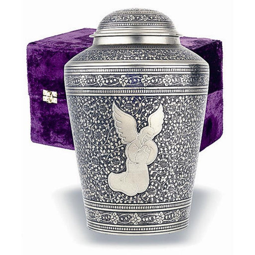 "711/10"" ""Angel in Prayer"" Cremation Urn - Adult/Large-Cremation Urns-Urns of Distinction-Afterlife Essentials"