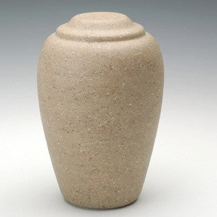 Eldridge Catalina Simulated Granite 210 cu in Cremation Urn-Cremation Urns-Infinity Urns-Afterlife Essentials