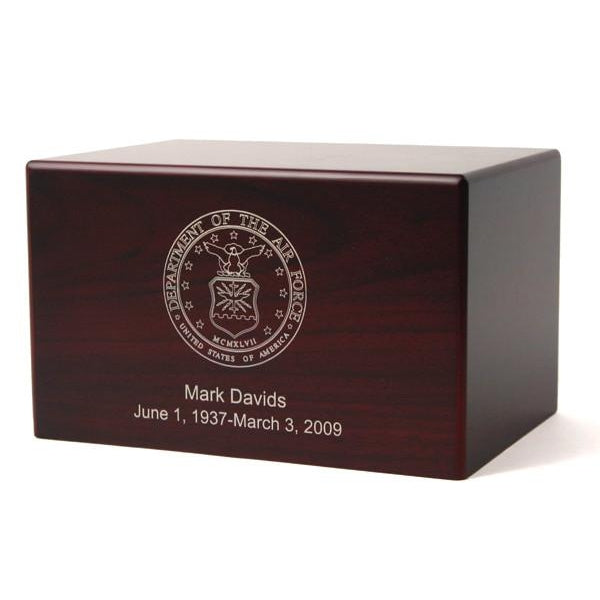 Box Cherry Large/Adult Cremation Urn-Cremation Urns-Terrybear-Afterlife Essentials