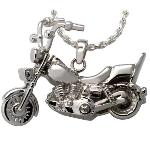 Motorcycle Cremation Jewelry-Jewelry-New Memorials-Afterlife Essentials