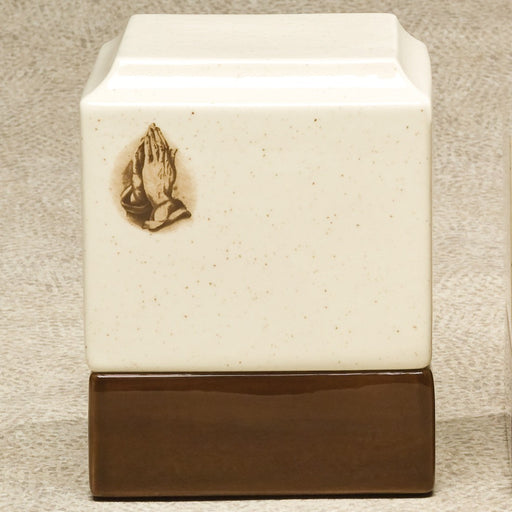 Cynthia Ceramic 215 cu in Cremation Urn-Cremation Urns-Infinity Urns-Afterlife Essentials