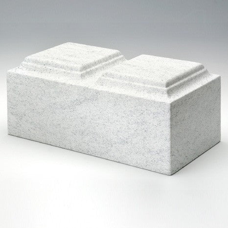 Majesty Companion Urn Series Granitone Simulated Granite 410 cu in Cremation Urn-Cremation Urns-Infinity Urns-Afterlife Essentials