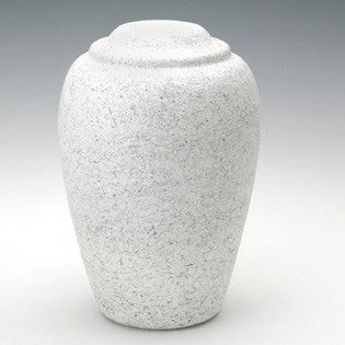 Eldridge Granitone Simulated Granite 210 cu in Cremation Urn-Cremation Urns-Infinity Urns-Afterlife Essentials