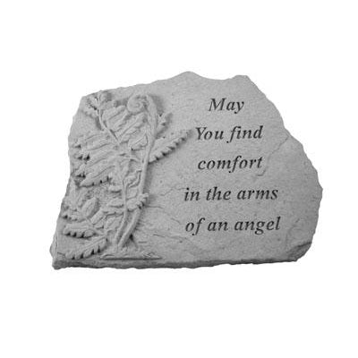 May you find… w/fern Memorial Gift-Memorial Stone-Kay Berry-Afterlife Essentials