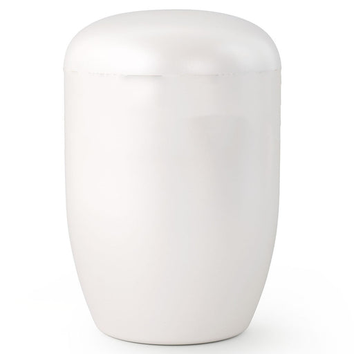 Biodegradable Series Plain Eko 210 cu in Cremation Urn-Cremation Urns-Infinity Urns-Afterlife Essentials