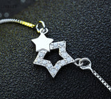 Linkley Twinkly Stars Necklace - Linkley