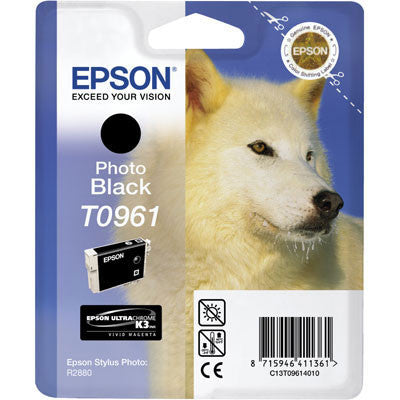 Epson | 96 UltraChrome K3 Photo Black Ink Cartridge