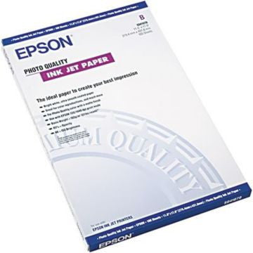 Epson | A3 Photo Quality Inkjet Paper - 100 Sheets (102gsm)