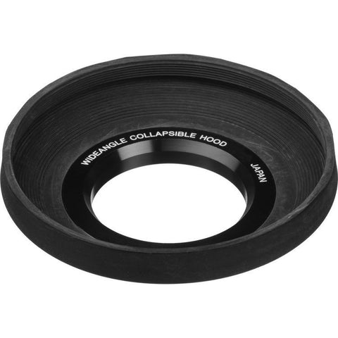 Glanz Wide Angle Rubber Lens Hood | Multiple Sizes