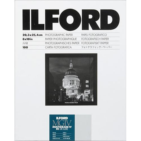 Ilford Multigrade IV RC Paper Pearl | 8.9x14cm, Sheets