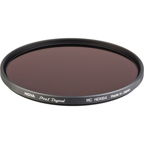 Hoya Pro 1 Digital Neutral Density 64x | 52mm