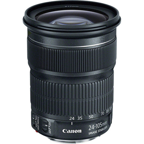 Canon | EF 24-105mm f/3.5-5.6 IS STM Lens