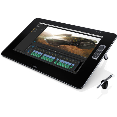 "Wacom | Cintiq 27QHD Touch 27"" Creative Pen and Touch Display"