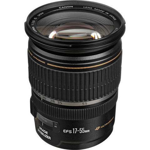 Canon | EF-S 17-55mm f/2.8 IS USM Lens