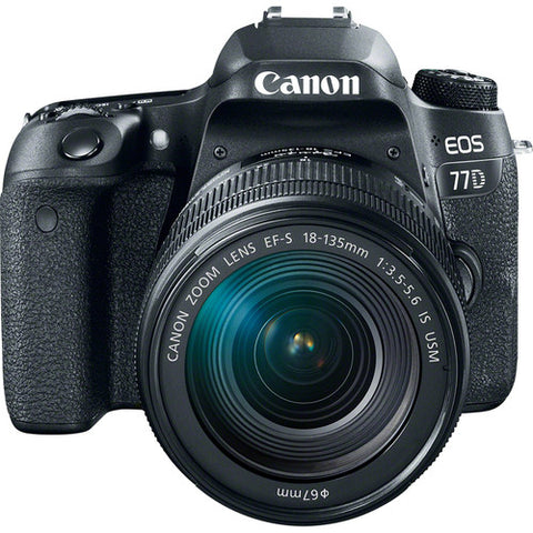 Canon | EOS 77D Super Kit