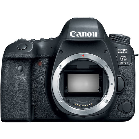 Canon | EOS 6D MK II DSLR (Body only)