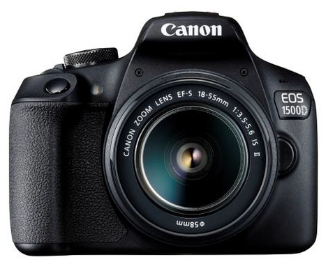 Canon EOS 1500D + 18-55mm III Kit