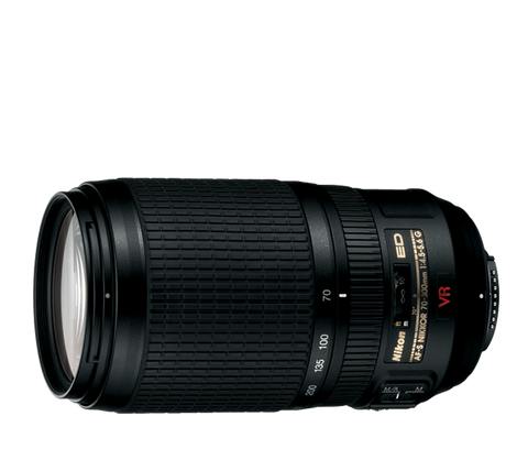 Nikon AF-S VR Zoom-Nikkor 70-300mm F4.5-5.6G IF-ED